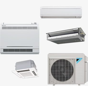 Daikin Ductless System