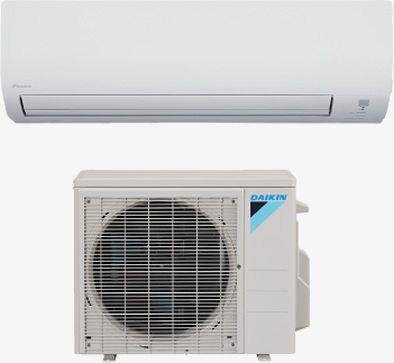 single ductless unit